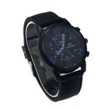 2015 Quartz Watch Men Military Watches Sport Wristwatch Silicone Fashion Hours Wristwatches Men Women Watch Top