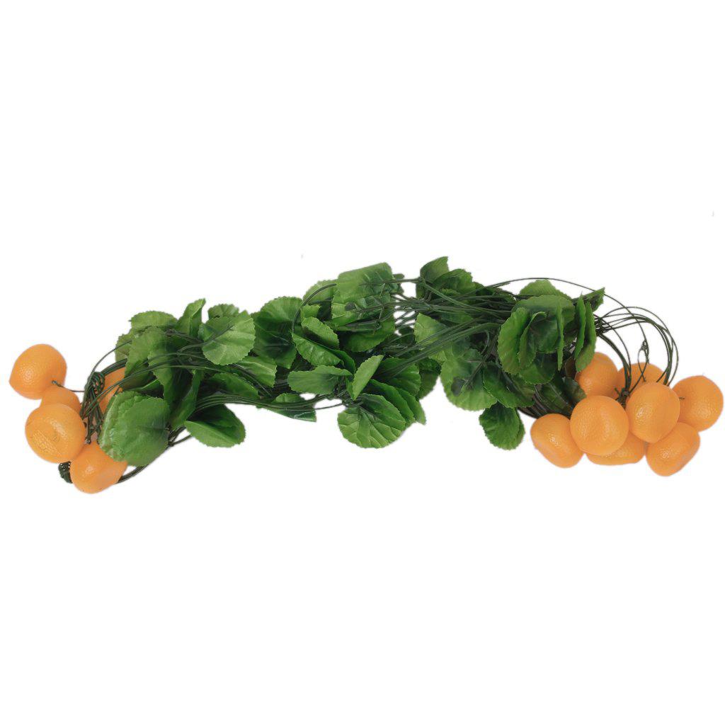 Compra guirnalda de frutas artificiales online al por - Frutas artificiales para decoracion ...