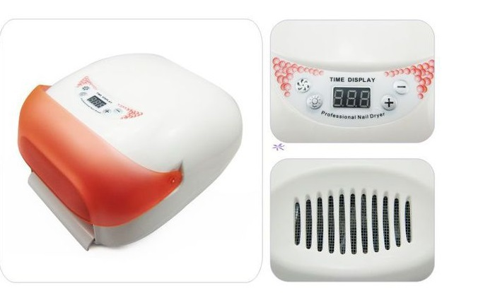 2015 Hot Nail Dryer 36W UV Light Therapy Lamp Built-in Fan Drying Comprehensive Universal 100-240V CE / ROHS Certification<br><br>Aliexpress