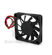 For 3d printer part 60x60x10mm 6010 DC Brushless Cooling Fan 12V DC electric exhaust fan 3D0022