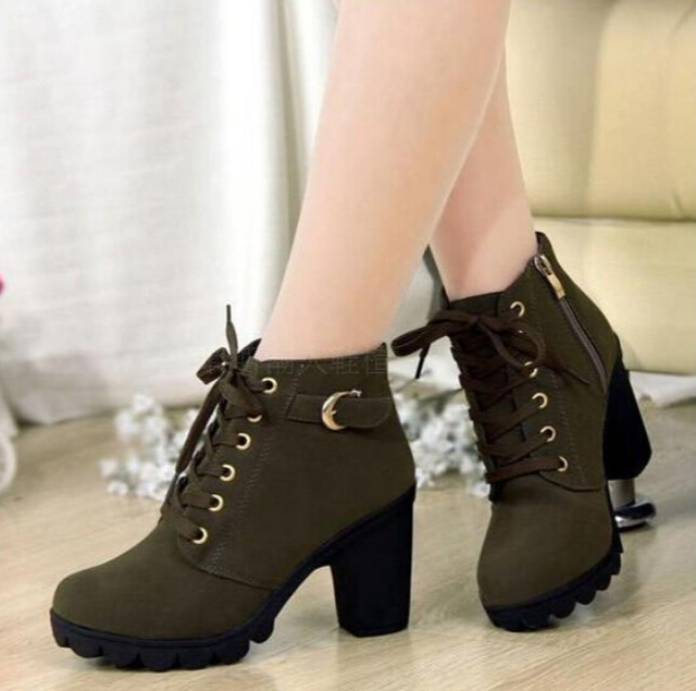 Fashion of Autumn boots