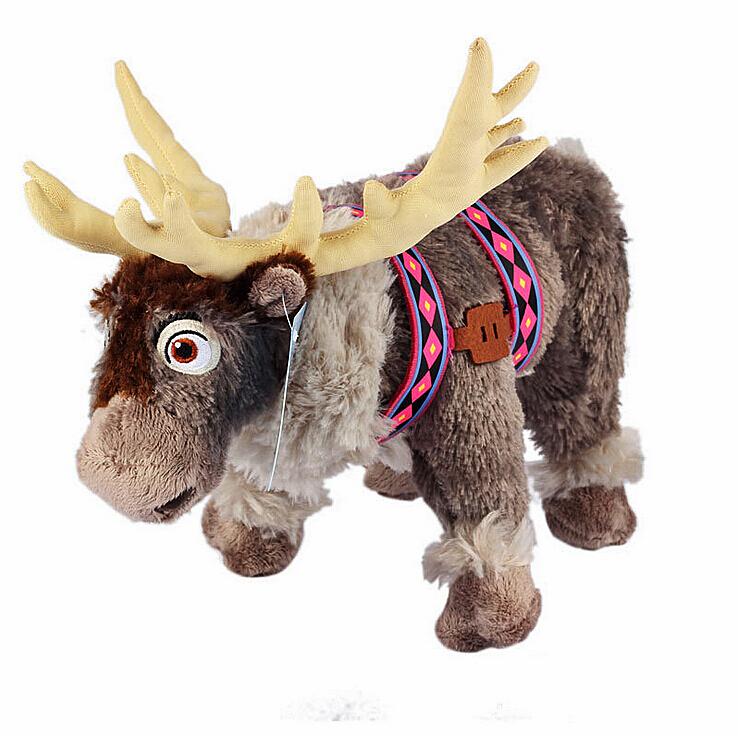 14 Sven Reindeer Plush Doll Baby Toys Cartoon Figures