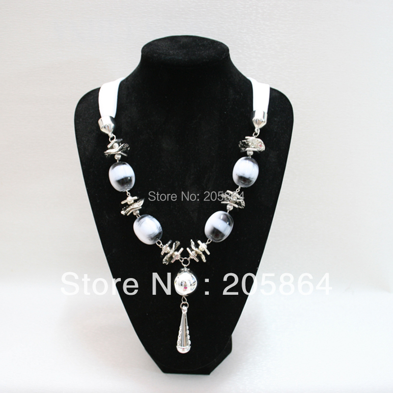 Free shipping fashion jewelry ring scarf,accessories pendant scarf metal beads long women's beads necklace jewelry scarf(China (Mainland))