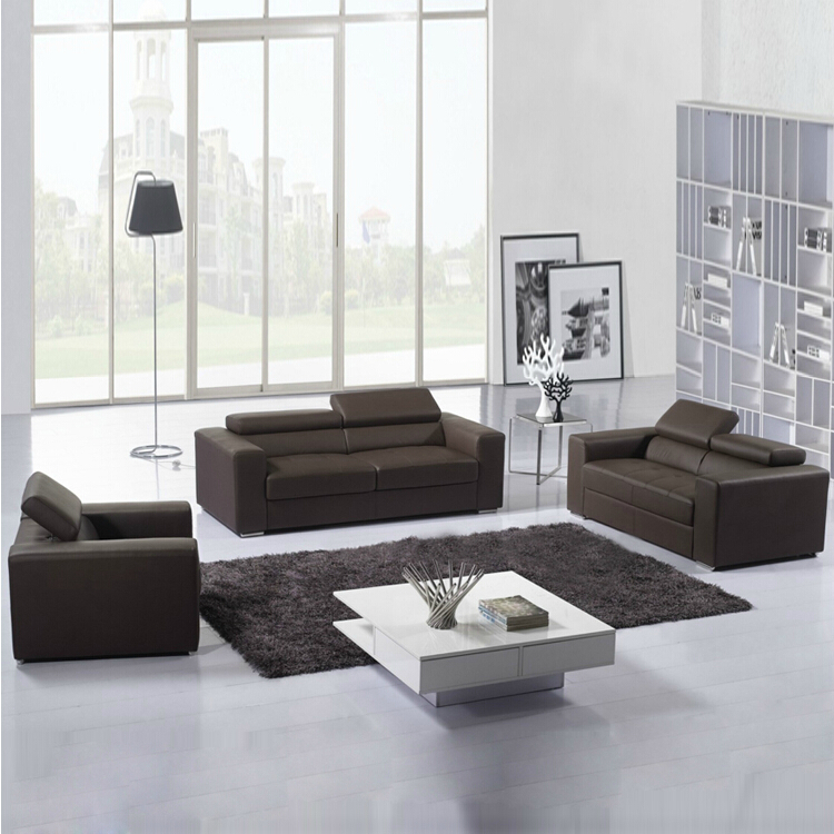 buy 2015 chesterfield sofa new style modern sofa genuine leather sofa high. Black Bedroom Furniture Sets. Home Design Ideas