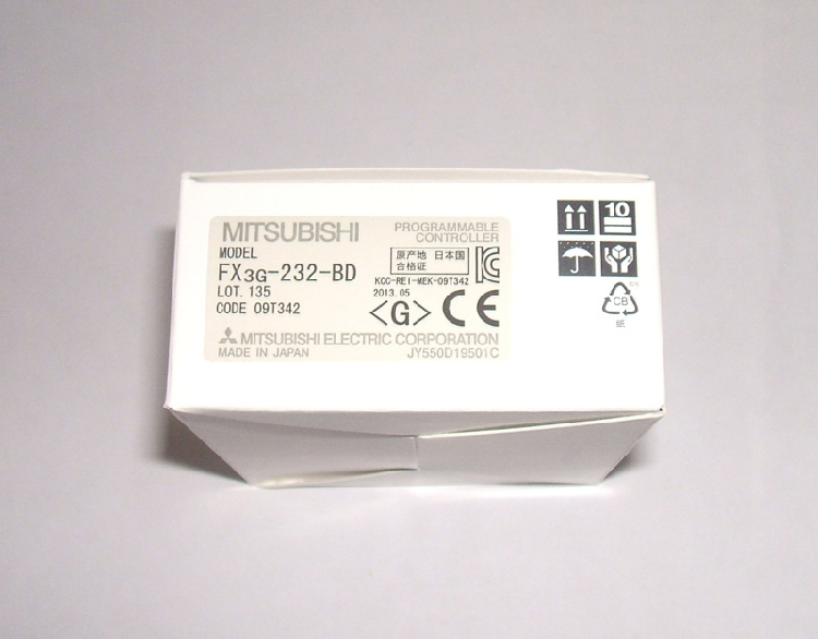 FX3G-232-BD RS-232C Interface Communication Extended Board for Mitsubishi FX3U PLC Module(China (Mainland))