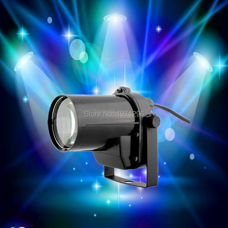 20pcs MiNi Laser Projector 10W RGBW 4in1 Led Pinspot Spotlights Disco Spot DMX Luces Discotic Beam DJ Stage Party Show Light<br><br>Aliexpress