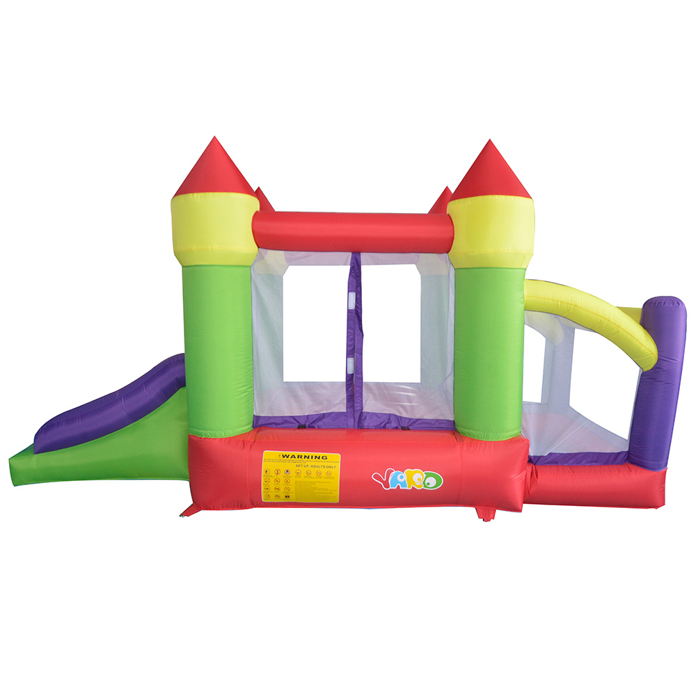 YARD Kids Best Gift Bouncy Castle Outdoor Moonwalk Ball Pit Inflatable Slide Combo Special Offer for Hot Zone(China (Mainland))