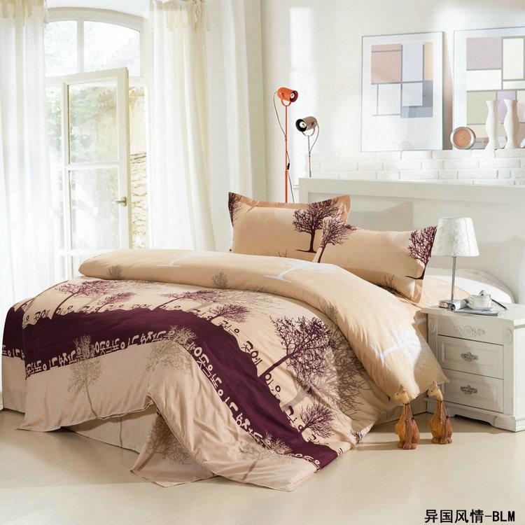 acheter pas cher coton polyester literie. Black Bedroom Furniture Sets. Home Design Ideas