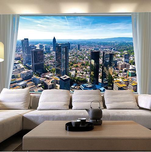 Custom 3d mural new stereoscopic 3d wallpaper the living for 3d wallpaper for living room singapore