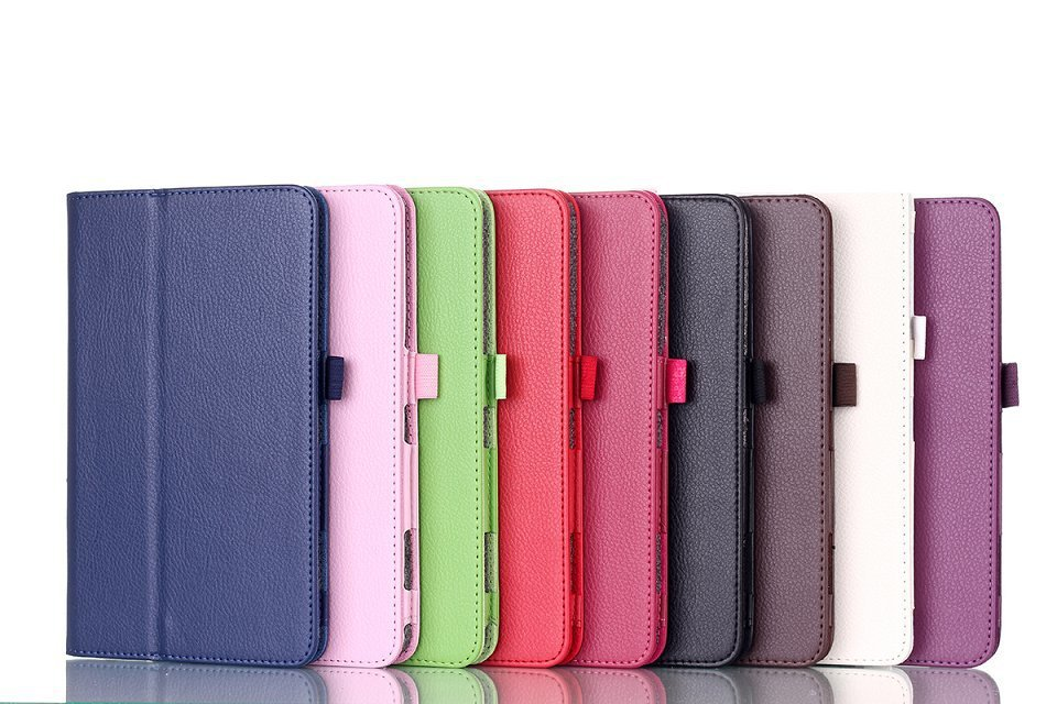 Folio PU Leather Stand Tablet Smart Cover Case for Samsung Galaxy Tab 4 7.0 T230<br><br>Aliexpress