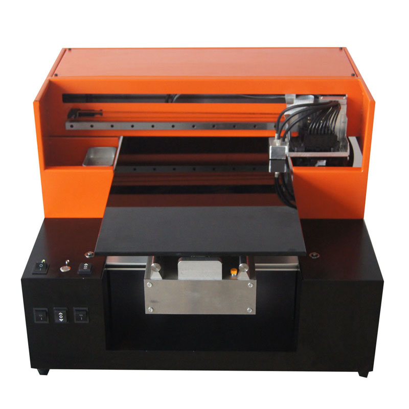 Industrial multicolor t shirt printing machine in 3d for Computerized t shirt printing machine