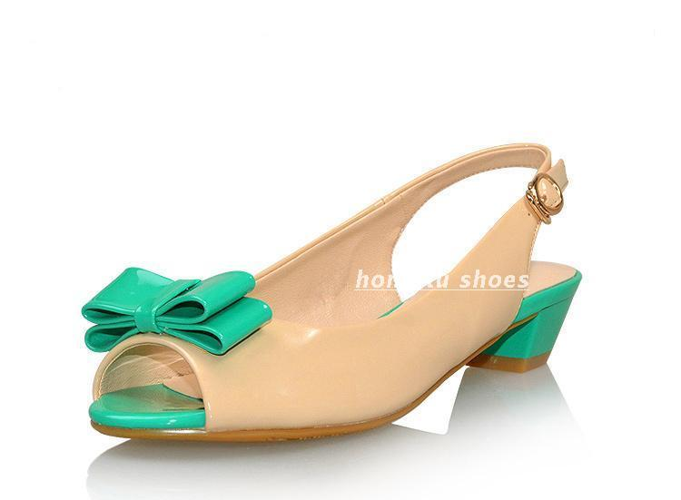New arrival comfortable sandals half open toe female sandals high quality(China (Mainland))