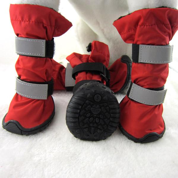 Large Dog Snow Shoes