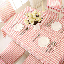 Plaid Table Cloth for Home Waterproof Rectangular Tablecloth for Wedding Living Room Round Kitchen Tablecloth Cover Suits T28(China (Mainland))