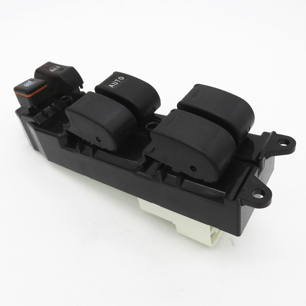 84820 60080 Power Window Master Switch Hilux Dual Cab LN167 Prado 90 Series Toyota