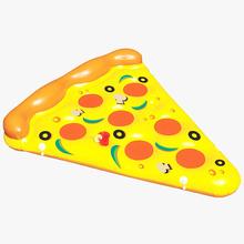 72 дюймов 1.8 М Гигантские Пиццы пицца бассейн надувной поплавок бассейн плавать бассейн Плавать Кольцо Воды Весело Бассейн игрушки