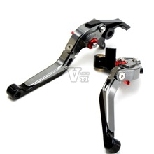 Buy CNC adjustable Motorcycle Folding Brake Clutch Levers for honda CBR 600 F2,F3,F4,F4i 1991-2007,CBR900RR 1993-1999,CBR929RR 00 01 for $33.81 in AliExpress store