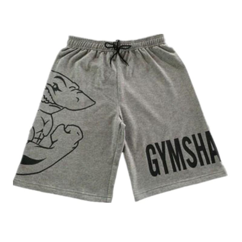 2016ZDSL Shorts Men 5'' Inseam Cotton Sport Fitness Bodybuilding Brand Golds Gym GASP Powerhouse Running Basketball Short(China (Mainland))