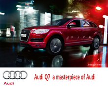 RC car AUDI licensed Q7 1:16 large scale FULL FUNCTION highly detailed electric/radio control car with light boys toys kids gift