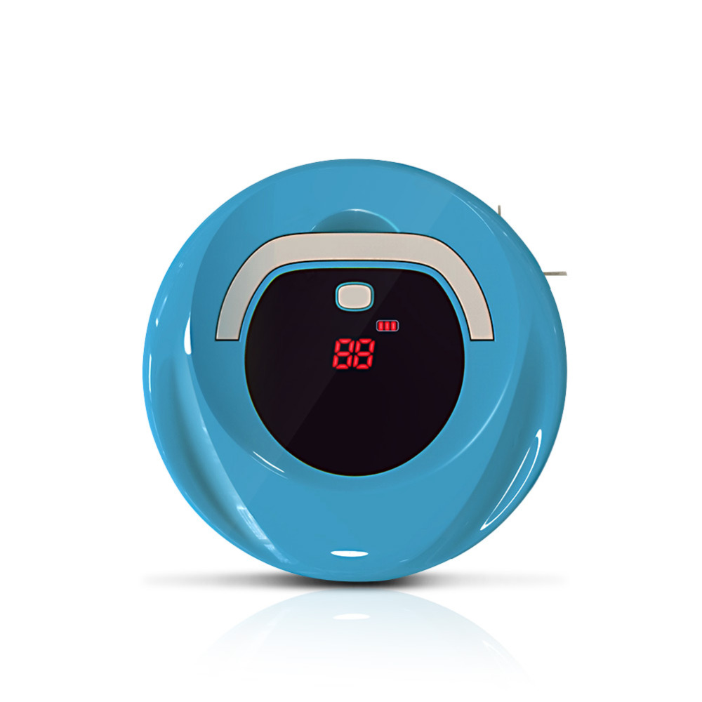 Smart Robot Automatic Vacuum Floor Cleaner Intelligent Household SmartClean Vacuum Cleaning Robot(China (Mainland))
