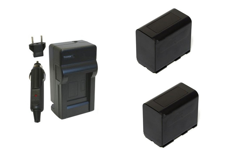 2XBP-941,BP-945, BP941, BP945 Camcorder Battery and Charger for Canon XL1 XL2 GL1 GL2 XH A1 G1 XL GL-1 GL2 XL1 XM1 XM2 930(China (Mainland))