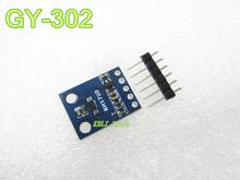 1PCS GY-302 BH1750 BH1750FVI light intensity illumination module for arduino 3V-5V(China (Mainland))
