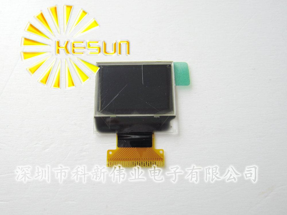 "FREE SHIPPING 10PCS/LOT 0.95"" inch 96*64 White OLED Display Module UG-9664HSWAG01(China (Mainland))"