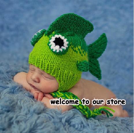 handarbeit geh kelt neugeborenen kleine magische fisch hat foto prop in produkt name. Black Bedroom Furniture Sets. Home Design Ideas