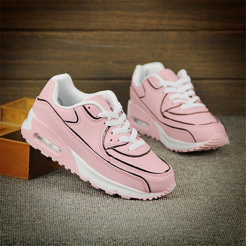 Free Shipping Women Shoes Plus Size Neon Casual Shoes Woman Fashion Leisure Outdoor Shoes Joker Tide Shoes Girls Spring Summer