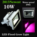 LED Grow Light 10W 600 700LM AC85 265V Lamp For Plants Flowers Hydroponic Systems Free Shipping