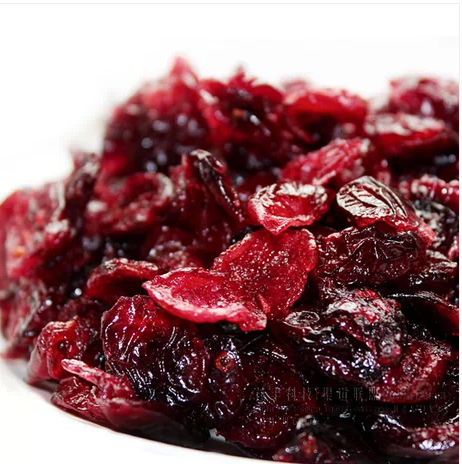 Super Organic Food 500g Dried cranberry fruit dry cranberries imported from USA 100 original natural snacks