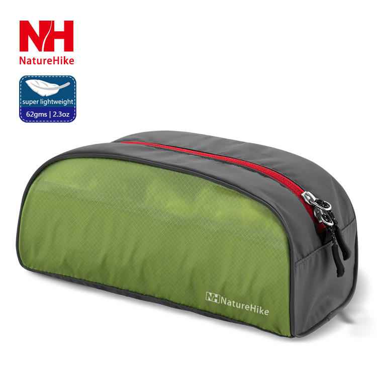 Nh wash toiletries cosmetic outdoor waterproof travel products storage bag(China (Mainland))