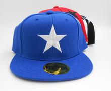 New Pentagram Kids Caps Children Hip Hop Baseball Cap Children'S Hat Kids Sun Caps Child Flag Snapback Hat(China (Mainland))