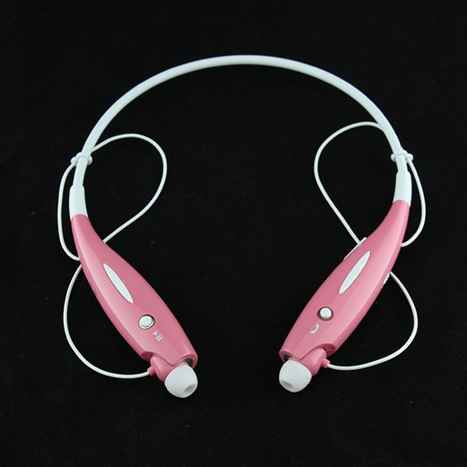 HBS 730 Stereo Bluetooth Headset Wireless Headphone Neckband Style Earphones for iPhone Nokia HTC Samsung LG
