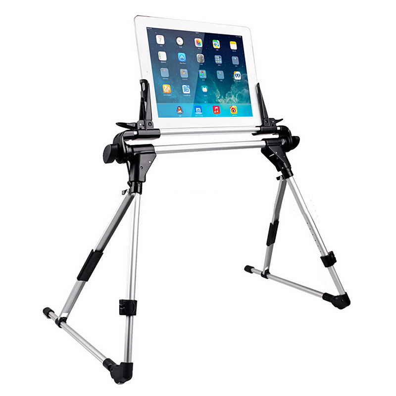 New Universal <font><b>Tablet</b></font> Bed Frame Holder Stand for iPad 1 2 3 4 5 air iPhone <font><b>Samsung</b></font> Galaxy <font><b>Tablet</b></font> PC Stands