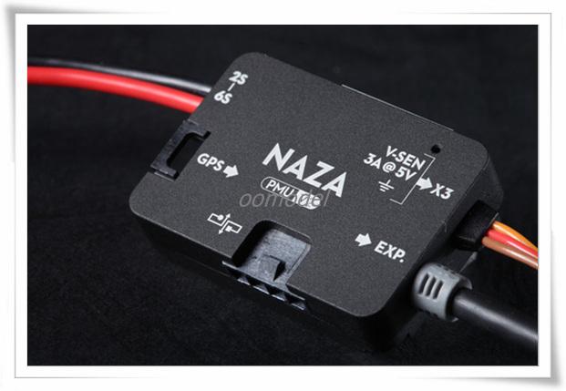 DJI Naza-M V2 Multi-Rotor Autopilot System Combo (Gps PMU LED incl) Free Track Shipping
