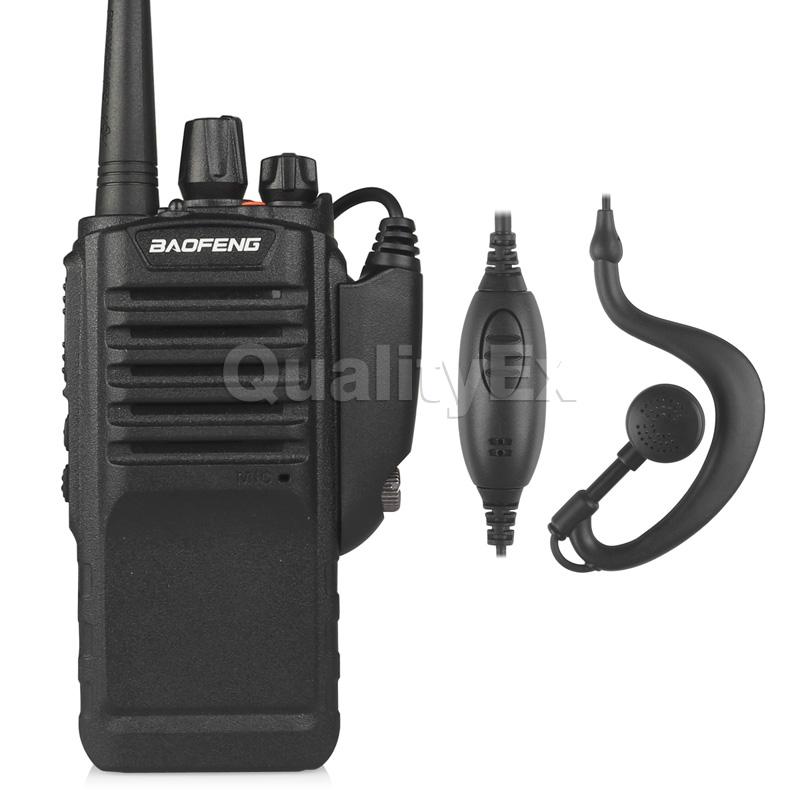 Baofeng BF-9700 UHF 400-520MHz 5W IP67 Waterproof Portable FM Ham Two-way Radio Walkie Talkie Scanner Comunicador(China (Mainland))