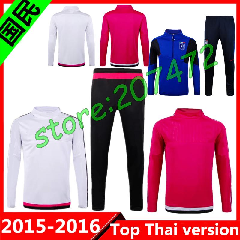 Здесь можно купить  New Italy training suit football soccer 2015 2016 POGBA JUVE suit 15 16 TEVEZ VIDAL PIRLO MARCHISIO Training Wear  Спорт и развлечения