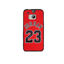 Jordan No. 23 Jersey Cover Case for HTC One M7 M8 M9 M10 X S Desire 820 826 Huawei P7 P8 P9 Lite Honor 5X 5C 6 Plus V8 Mate 7 8(China (Mainland))