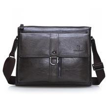 Cow Split Lather bag 2016 Fashion Shoulder Handbag Men leather briefcase Men's bags business bag leather office bags for men(China (Mainland))