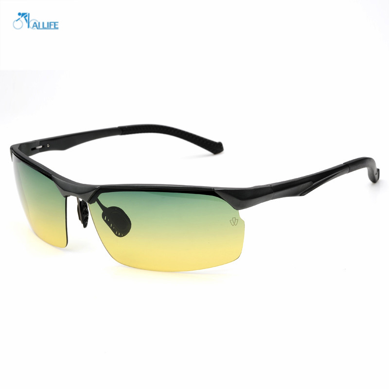 2016 New Arrival Men Sunglasses Outdoor Sports Cycling Sun Glasses Male Driving Bicycle Goggles Fishing Mirror(China (Mainland))