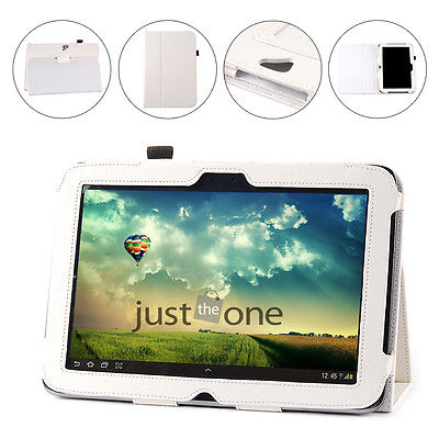 "Classic Stand Case Cover Fits for Google Nexus 10 10"" Android Tablet PU Leather New(China (Mainland))"