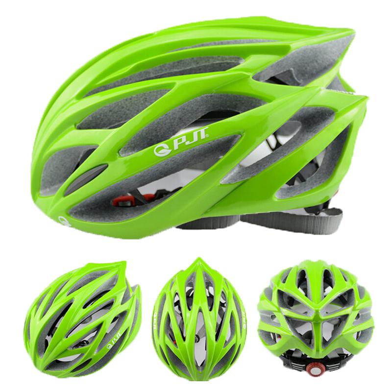 PJT green/orange/yellow-black mountain bike helmets/Mens Cycling Riding Road MTB cycling Helmet outdoor(China (Mainland))