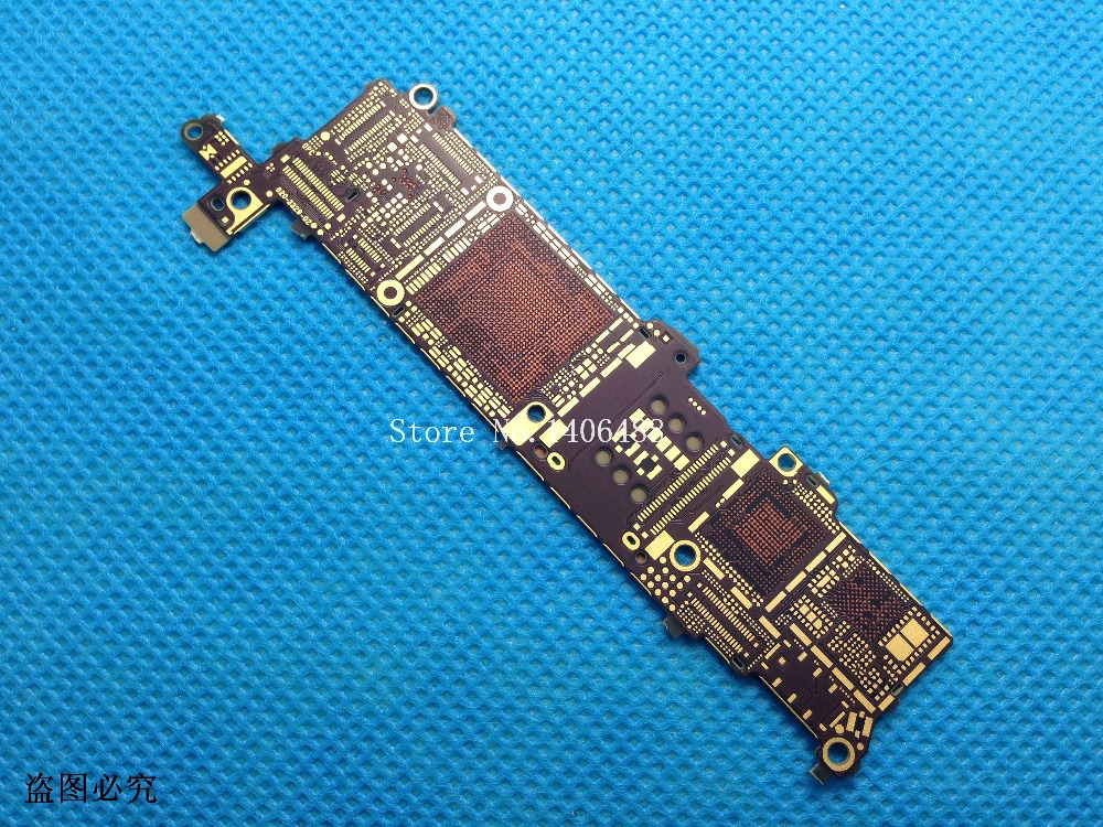 Main Motherboard Logic Bare Board Plate Repair Parts cell phone Custom parts supplier for iphone 5S 5GS wholesale free shipping