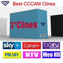 Best Quality CCCAM  3 clines use for one year.You can have a test clines ,for any satellite TV receiver support CCCAM C-lines(Hong Kong)