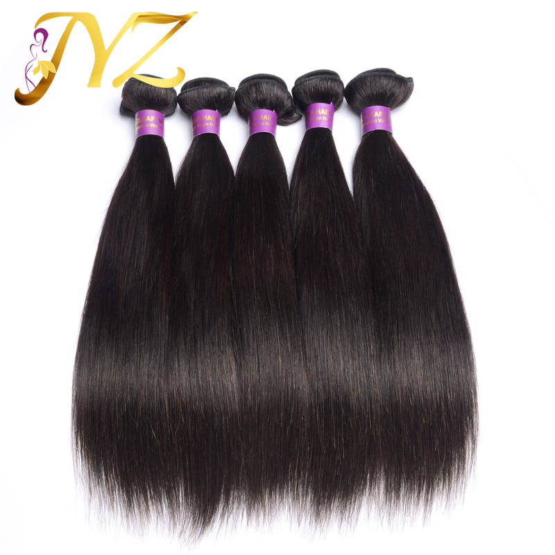 Malaysian Remy Virgin Hair Straight 5pc/Lot Unprocessed 6A Human Hair Weft Top quality Cheap 100% Human Hair Weave For Woman <br><br>Aliexpress