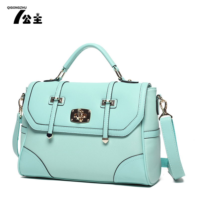 2015 Women's shell Handbag Satchel Shoulder leather bag women messenger bags Purse Tote Bags Wholesale for beautiful ladys(China (Mainland))