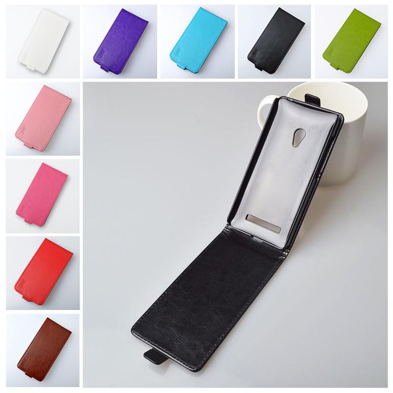 Гаджет  Original J&R Brand PU Flip Leather Case For ASUS Zenfone 5 A502CG Vertical Magnetic Flip Cover 9 Colors in Stock None Телефоны и Телекоммуникации