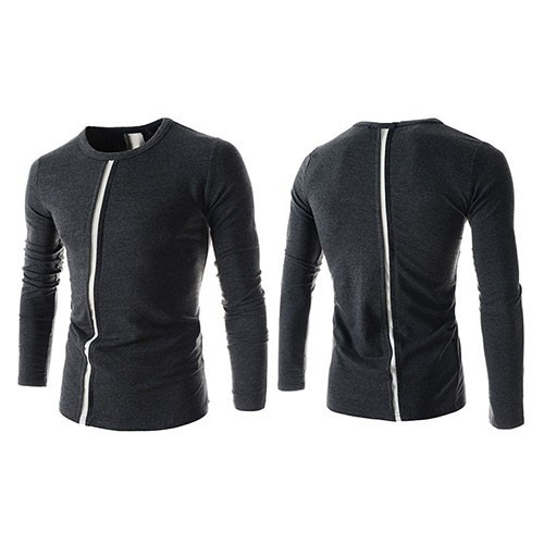 Мужская футболка HANNIBAL FASHION Drop 2015 o t , Slim Fit Sport 1601-T13-P30