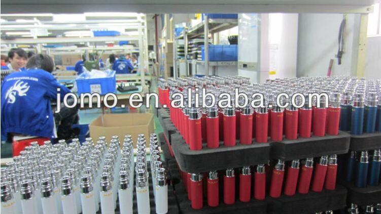 ถูก Jomo USBสวิง5สีบุหรี่อิเล็กทรอนิกส์แบตเตอรี่65วัตต์2200มิลลิแอมป์ชั่วโมงบุหรี่อิเล็กทรอนิกส์Lite 65แบตเตอรี่สำหรับRBA, RDA, RTAถังJomo-156